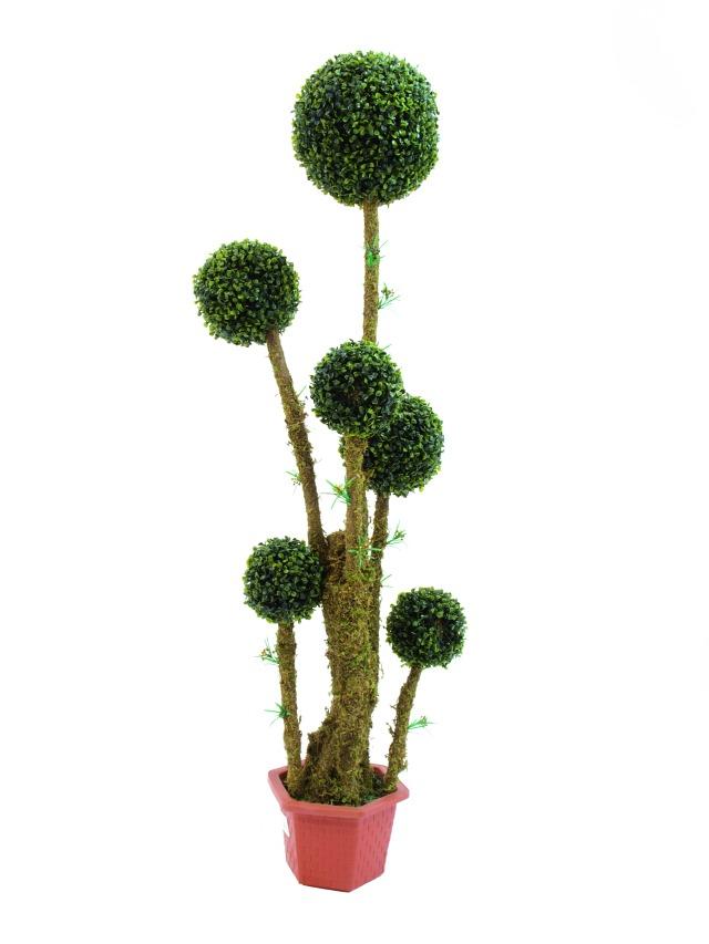 Image of   Kunstig Boxball tree, 163cm