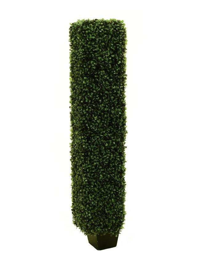 Image of   Kunstig Boxwood column, 118cm