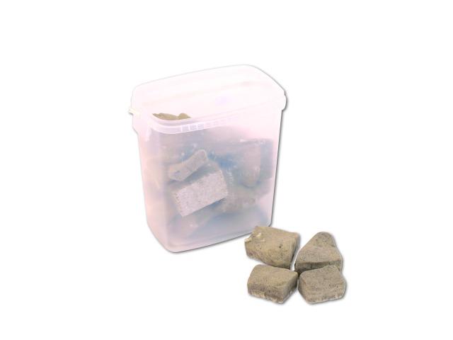 Kunstig  Deco-foam stones, champagne, 11L