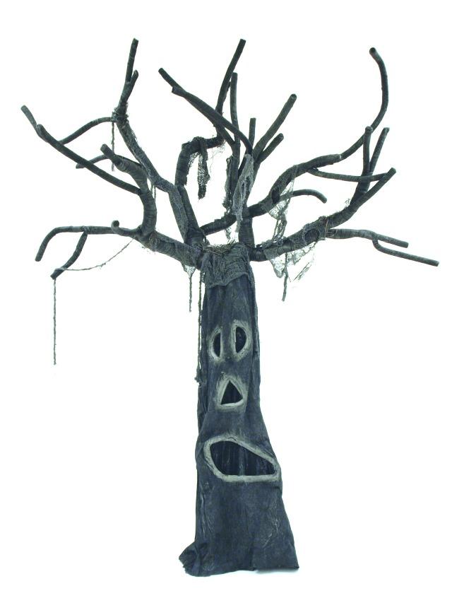 Image of   Halloween dødens træ, 210 cm