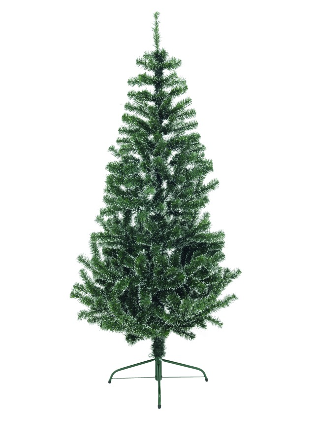 Premium Fir tree,green-white, 180cm