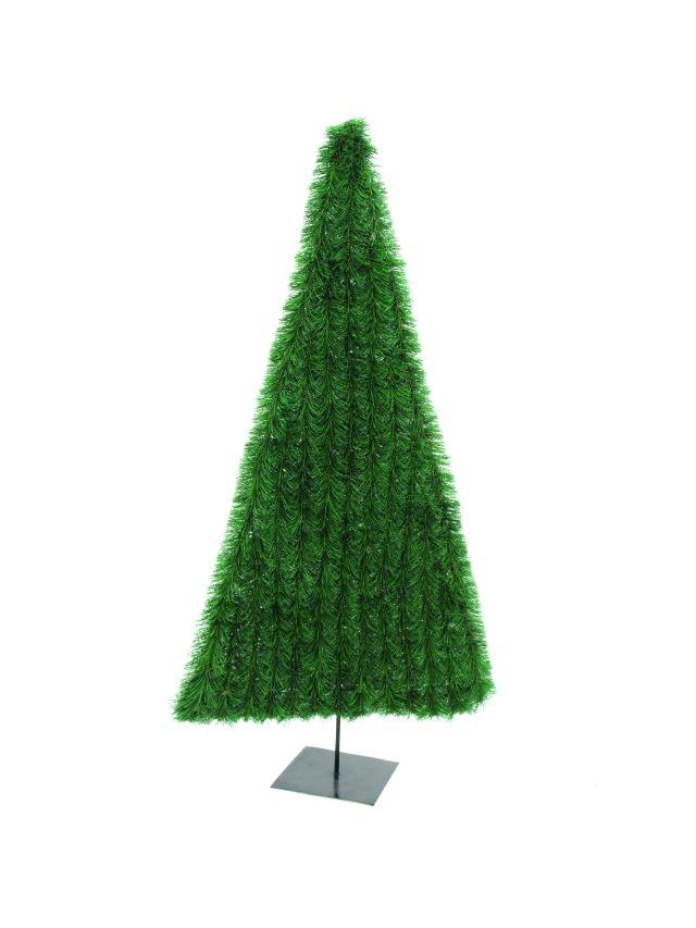 Billede af Fir tree, flat, dark green, 150cm