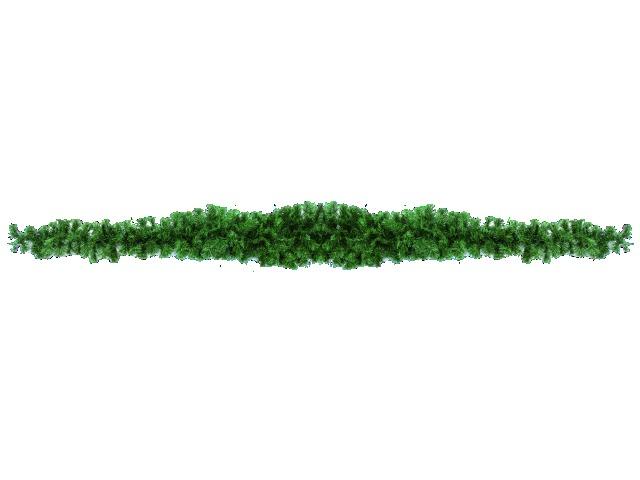 Billede af Noble pine garland, 270cm