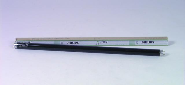 Image of   UV Rør 18 Watt 60cm - Philips