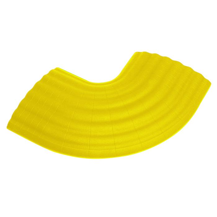 Billede af Defender Office 90° Hjørne gul til 85160