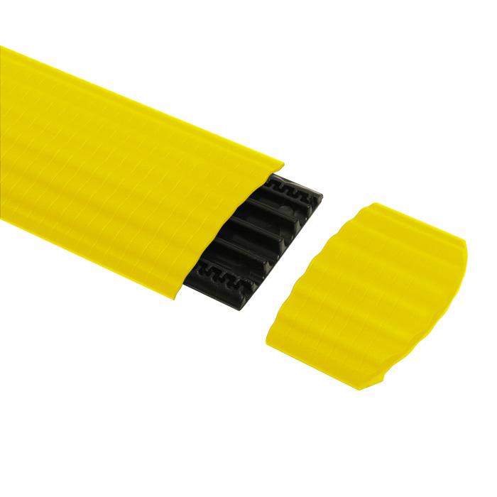 Billede af Defender Office Endestykke gul til 85160