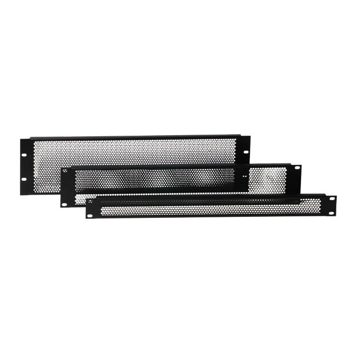 Image of   Adam Hall U-formet Ventilation Rack Panel 1 Unit