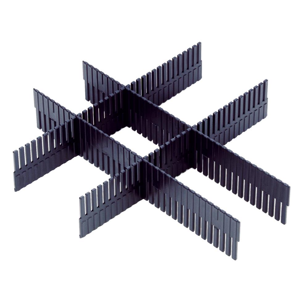 "Image of   Adam Hall 87402 P2 Separating Web deep for 19"" Drawers 2 U"