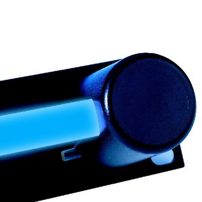 "Cool Light 19"" Rack Lys 1 Unit blå"