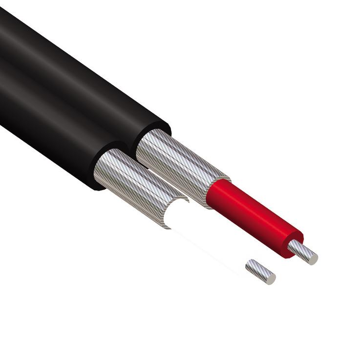 Signal Kabel 2 x 0.16 mm²