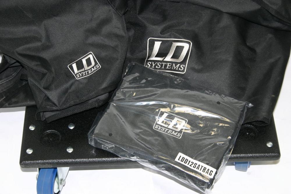 Image of   LD Systems Tilbehør sæt til LDDAVE10G³