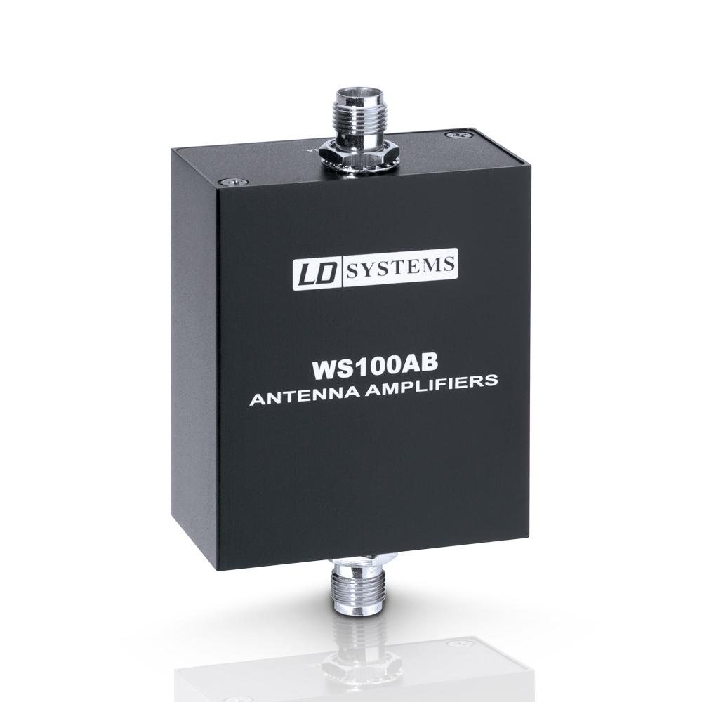 LD Systems WS 100 AB Antenne Forstærker