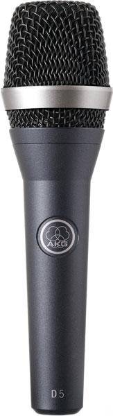 AKG D5 Vokal Mikrofon