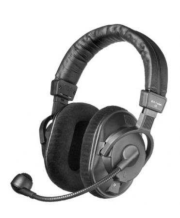 Image of   Beyerdynamic DT 290 MK II LTD 200/250 Ohm 2 x stereo mini-jack til multimedia funktioner 3 meter