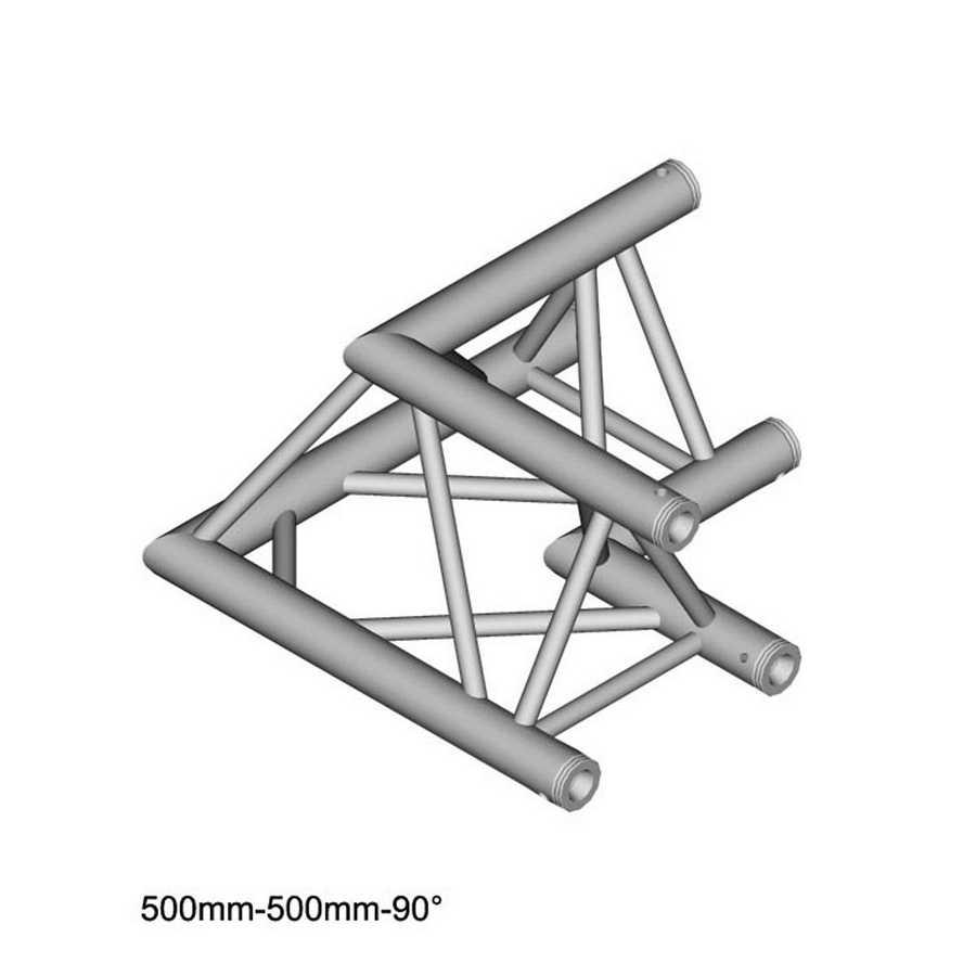 DuraTruss DT 33-C21-L90 90° Corner 50 cm