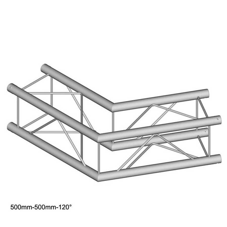 DuraTruss DT 24-C22-L120 120° corner 50cm