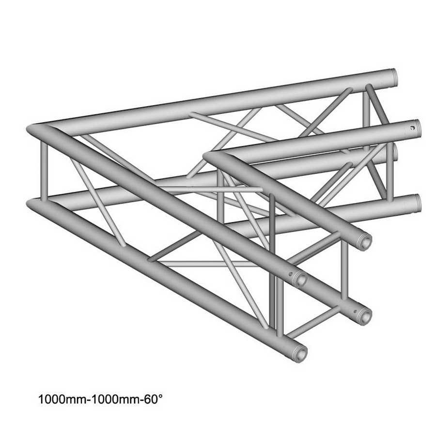 Image of   DuraTruss DT 34-C20-L60 60° Corner 100 cm