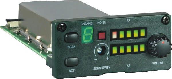 Image of   Mipro MRM-70-R Single Kanal Diversity Modtager Modul