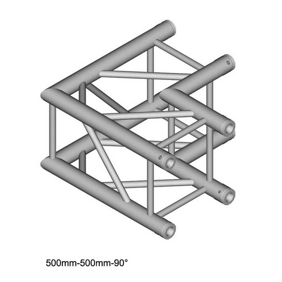 Image of   DuraTruss DT 34-C21-L90 90° Corner 50 cm