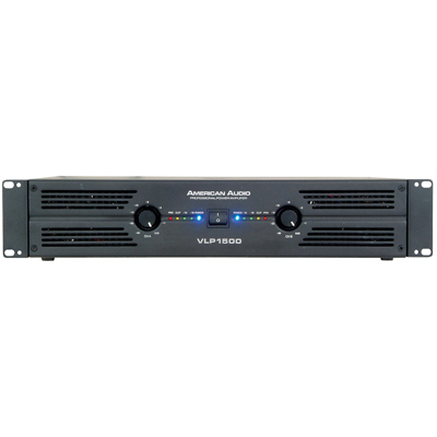 American Audio VLP1500 Forstærker 2x450W 8 Ohm