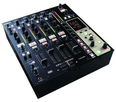 Denon DN-X1600 MIDI Mixer