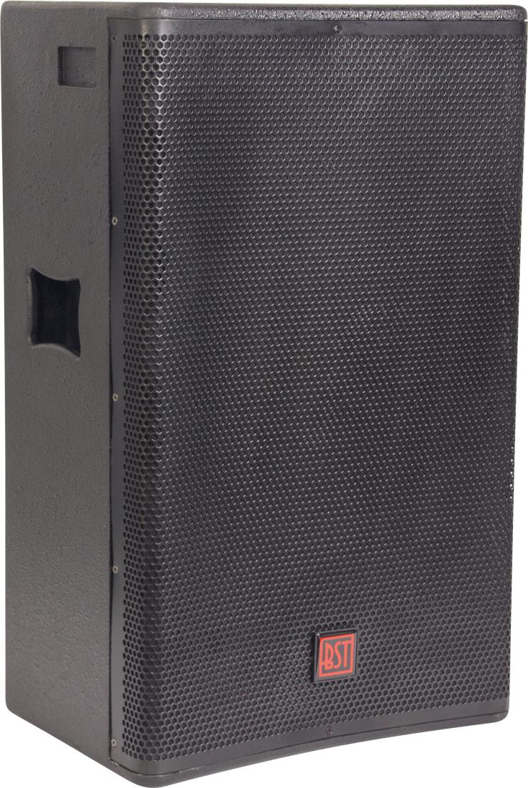Image of   BST SA15DSP 600 Watts Aktiv højttaler