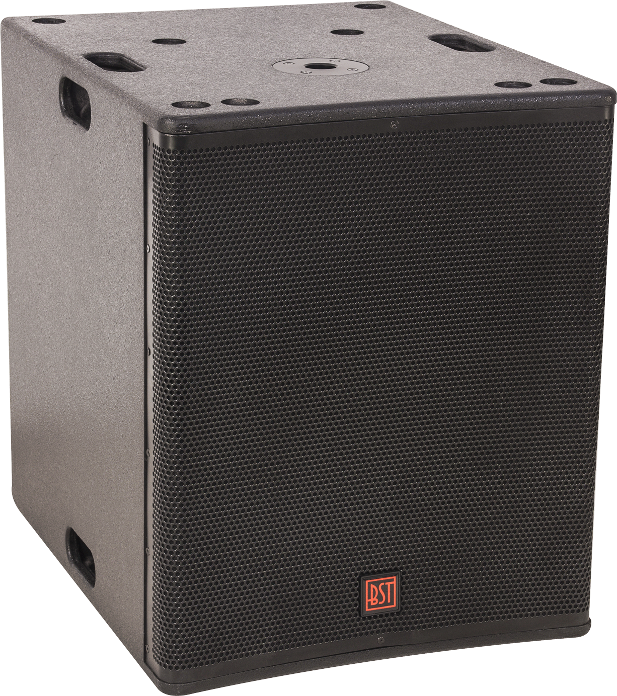 "Image of   BST SA18DSP 18"" Aktiv Subwoofer 1200 Watt"