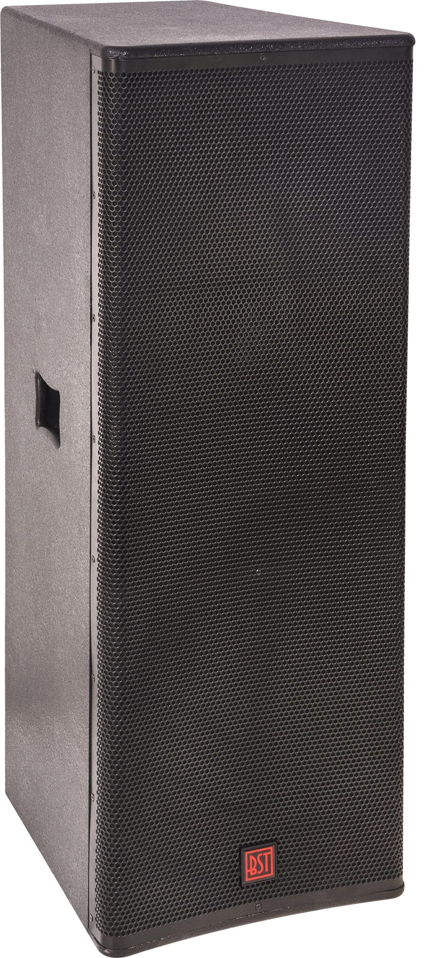 Image of   BST SA215 Aktiv højttaler 1200 Watt