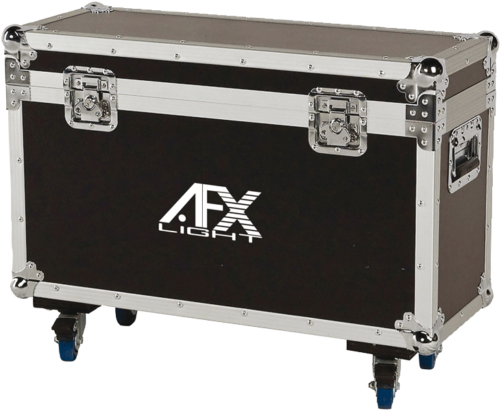 Image of   AFX - FLIGHTCASE til 2 x HOTBEAM-16R
