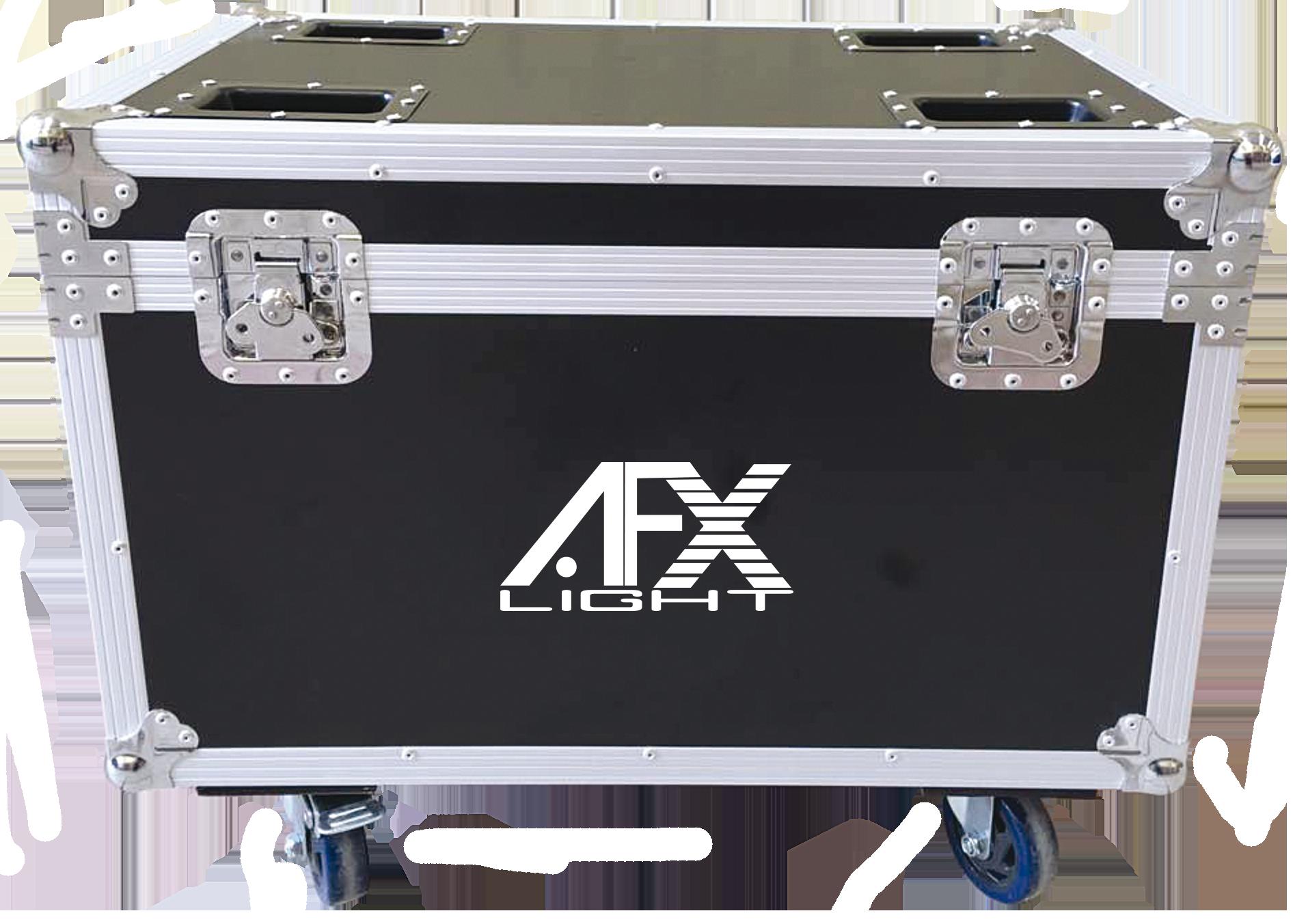 Image of   AFX Flightcase til W15 LED lamper
