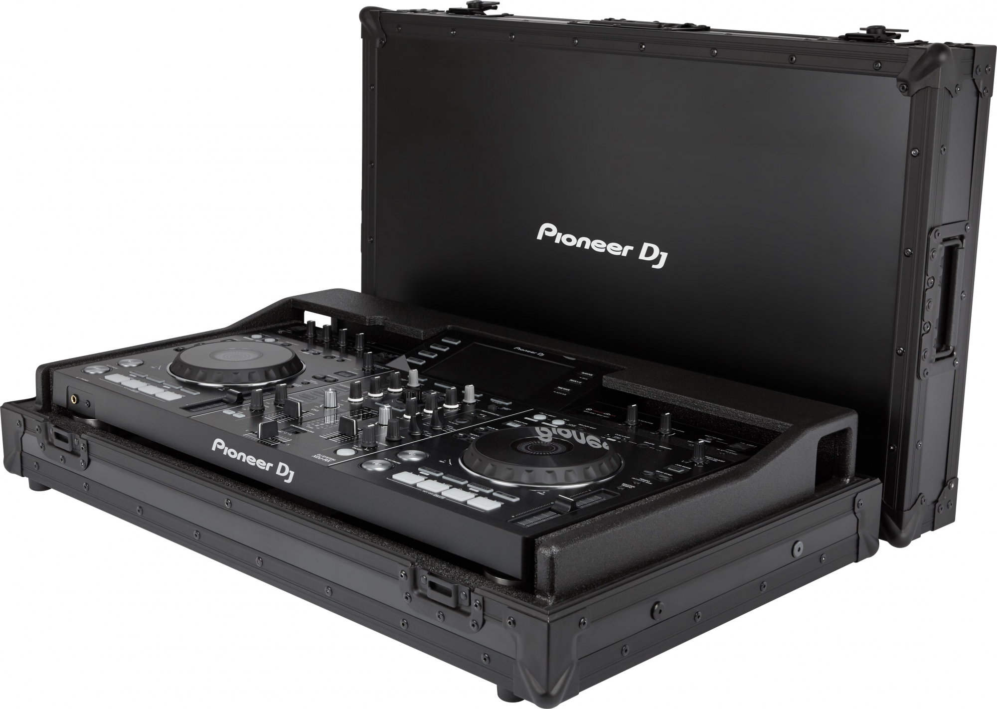 Pioneer XDJ-RX/Flightcase bundle