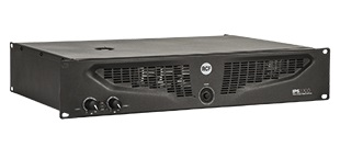 RCF iPS 2700 Power amp, Class H 2 x 1050W 4 Ohm