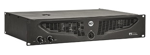 RCF iPS 3700 Power amp, Class H 2 x 1500W 4 Ohm