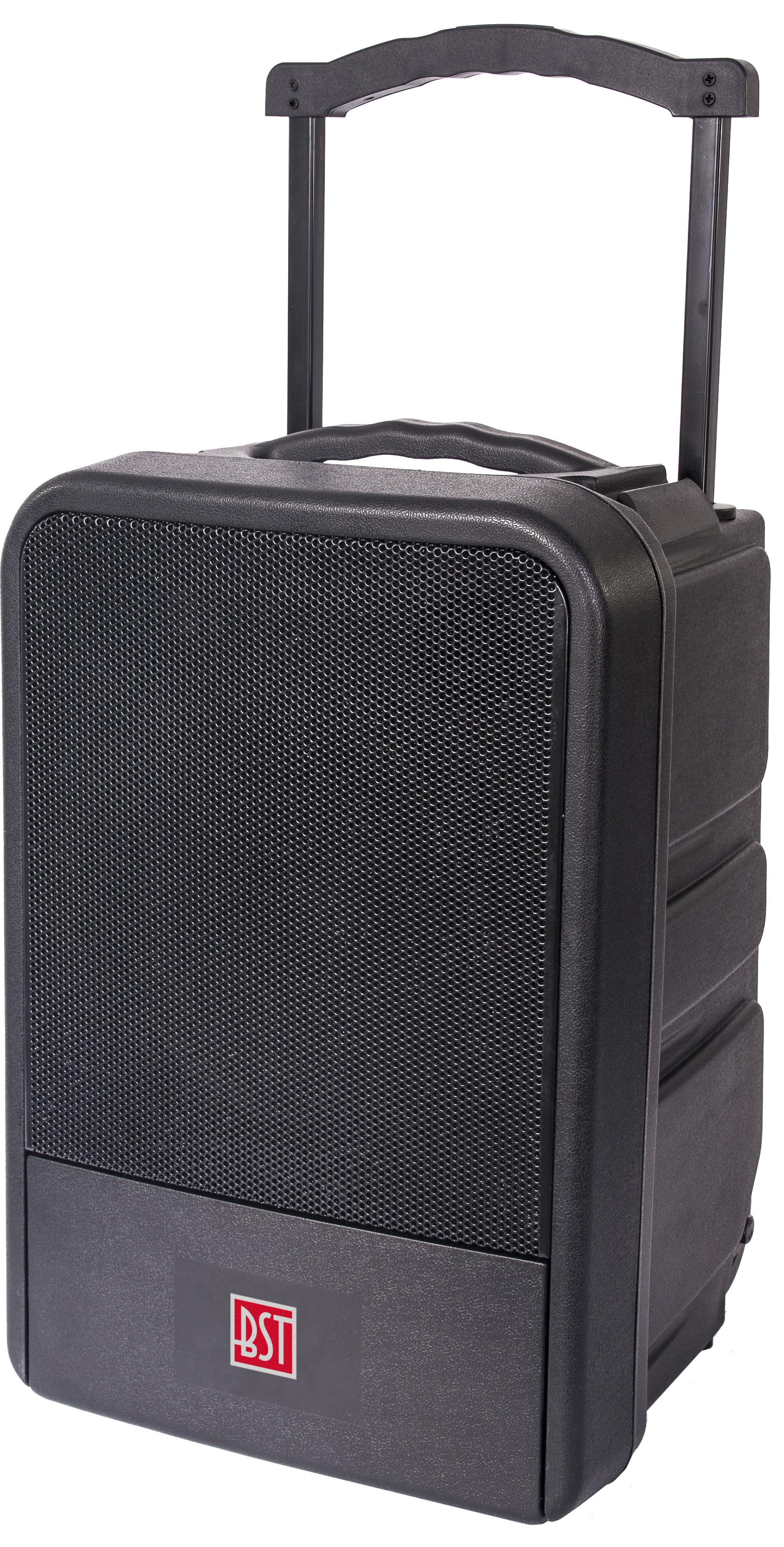 Image of   BST IPS10-250 Ip54 aktiv højttaler med bluetooth og USB