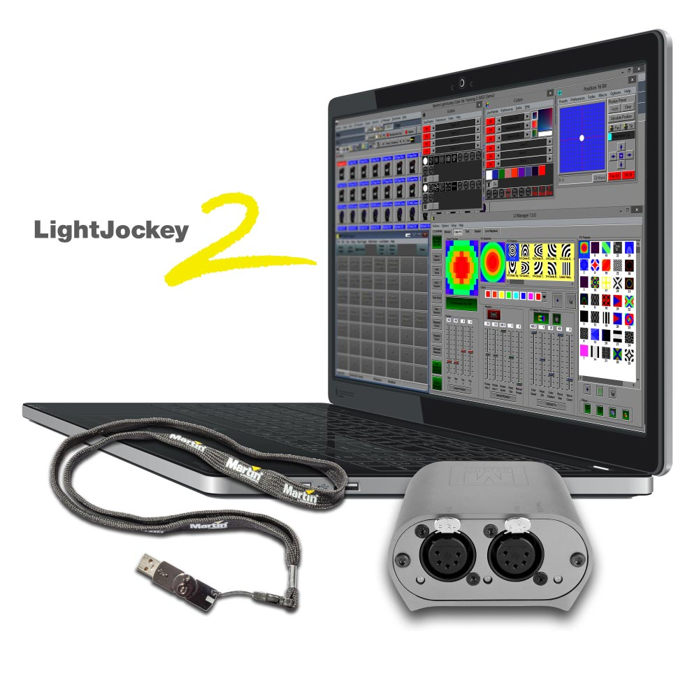 Martin LightJockey 2