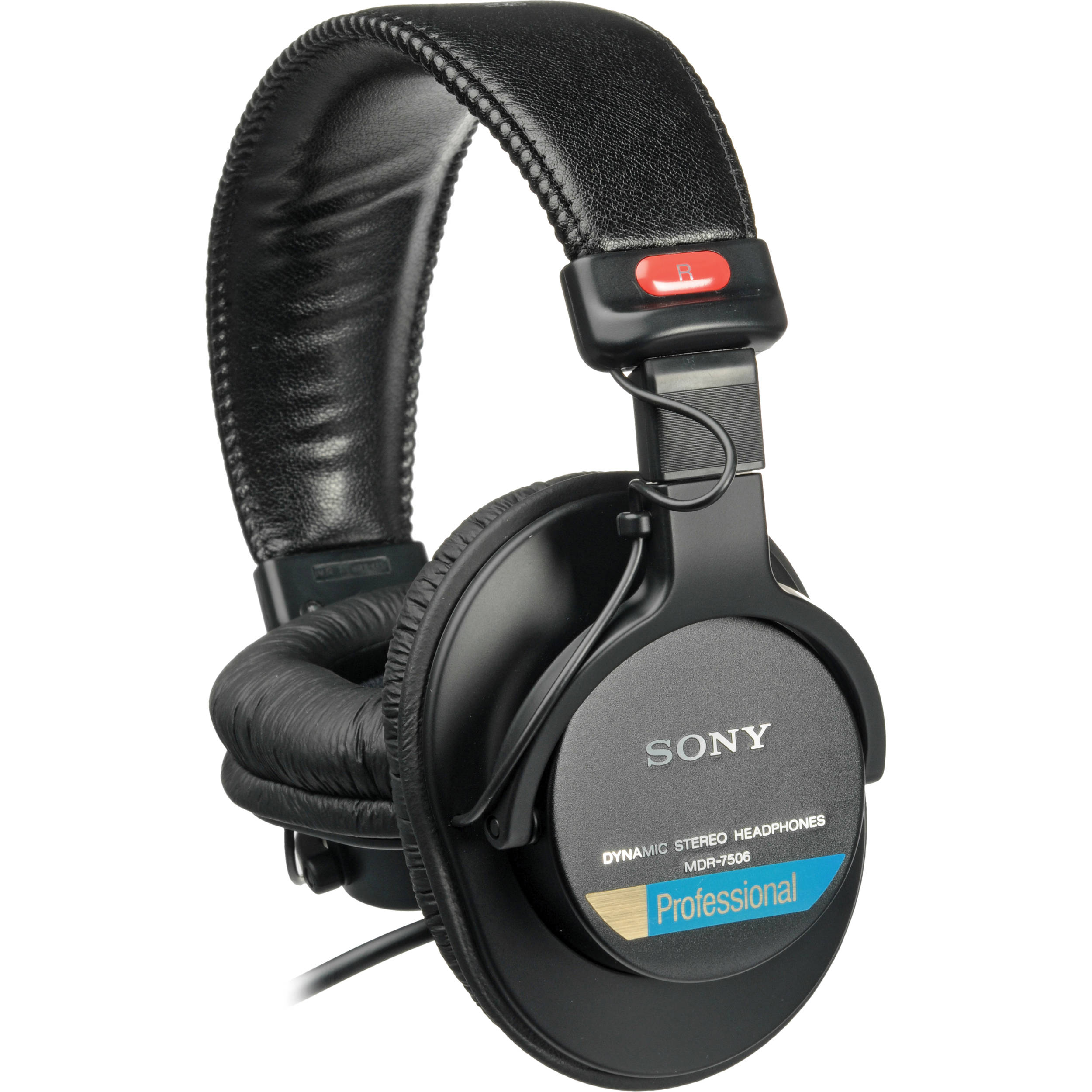 Image of   Sony MDR-7506 Professional Hovedtelefon