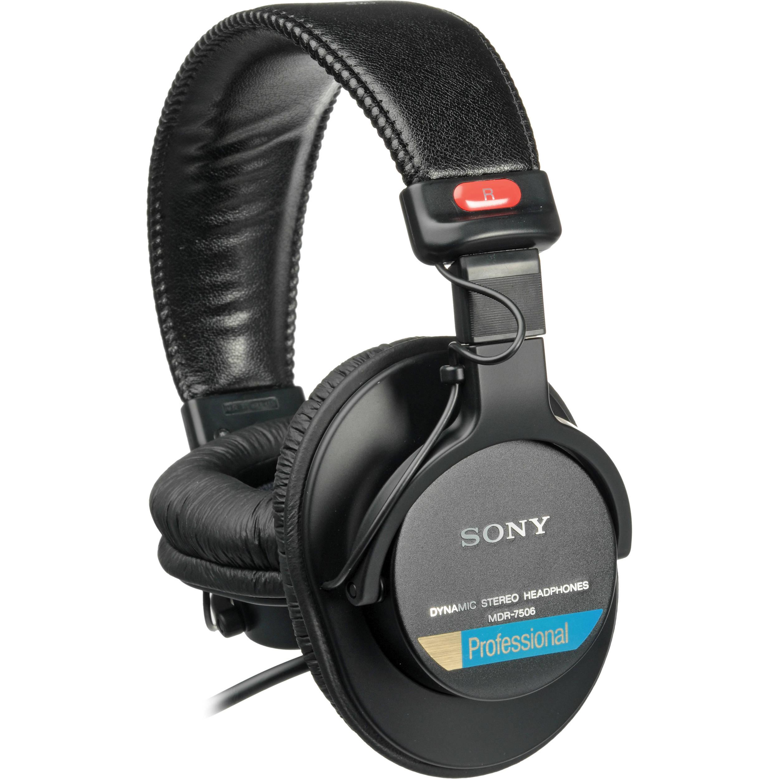 Billede af Sony MDR-7506 Professional Hovedtelefon