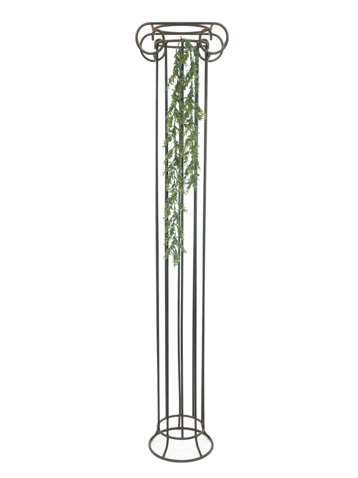 Kunstig  Grass tendril, dark-green 105cm