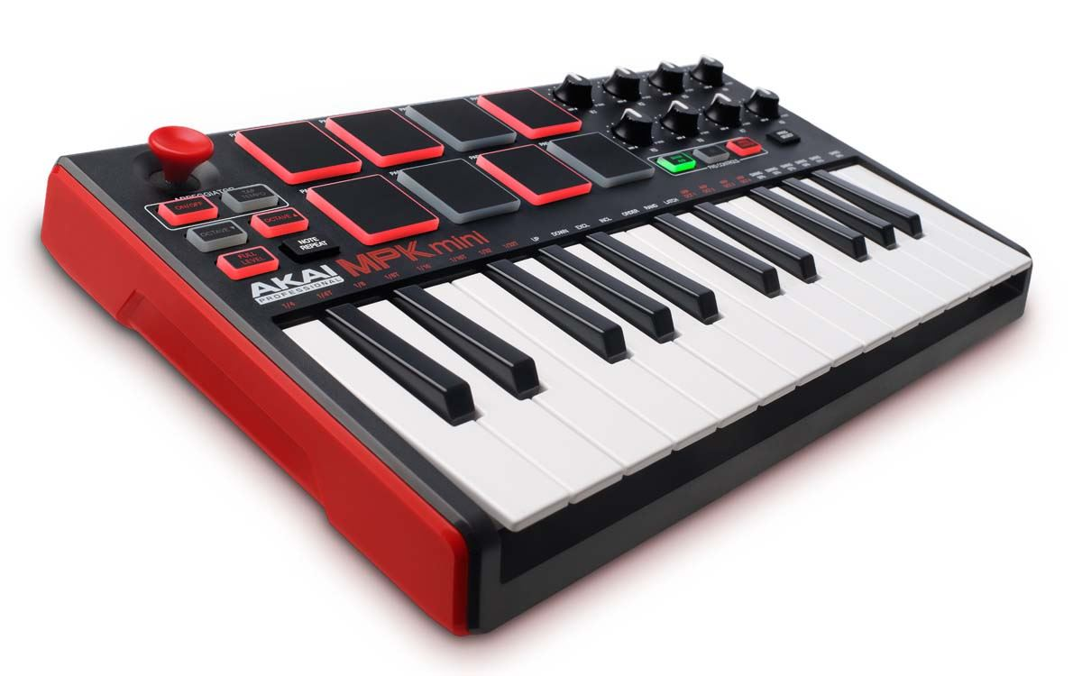 Image of   Akai MPK Mini Mk2