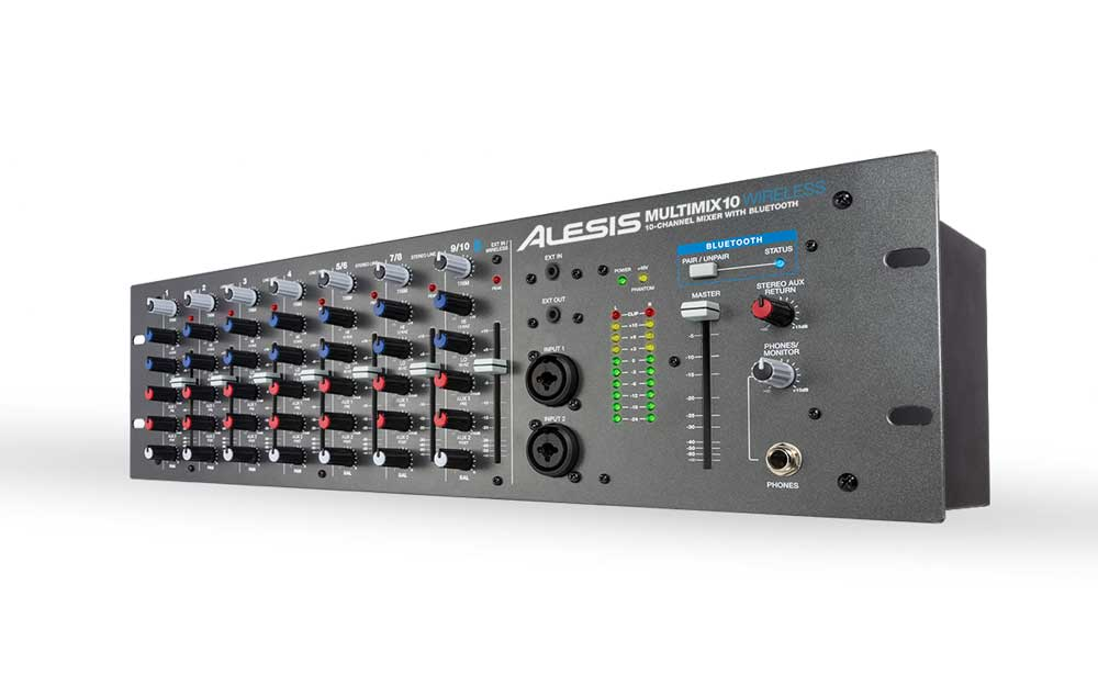 Image of   Alesis Multimix 10 Wireless