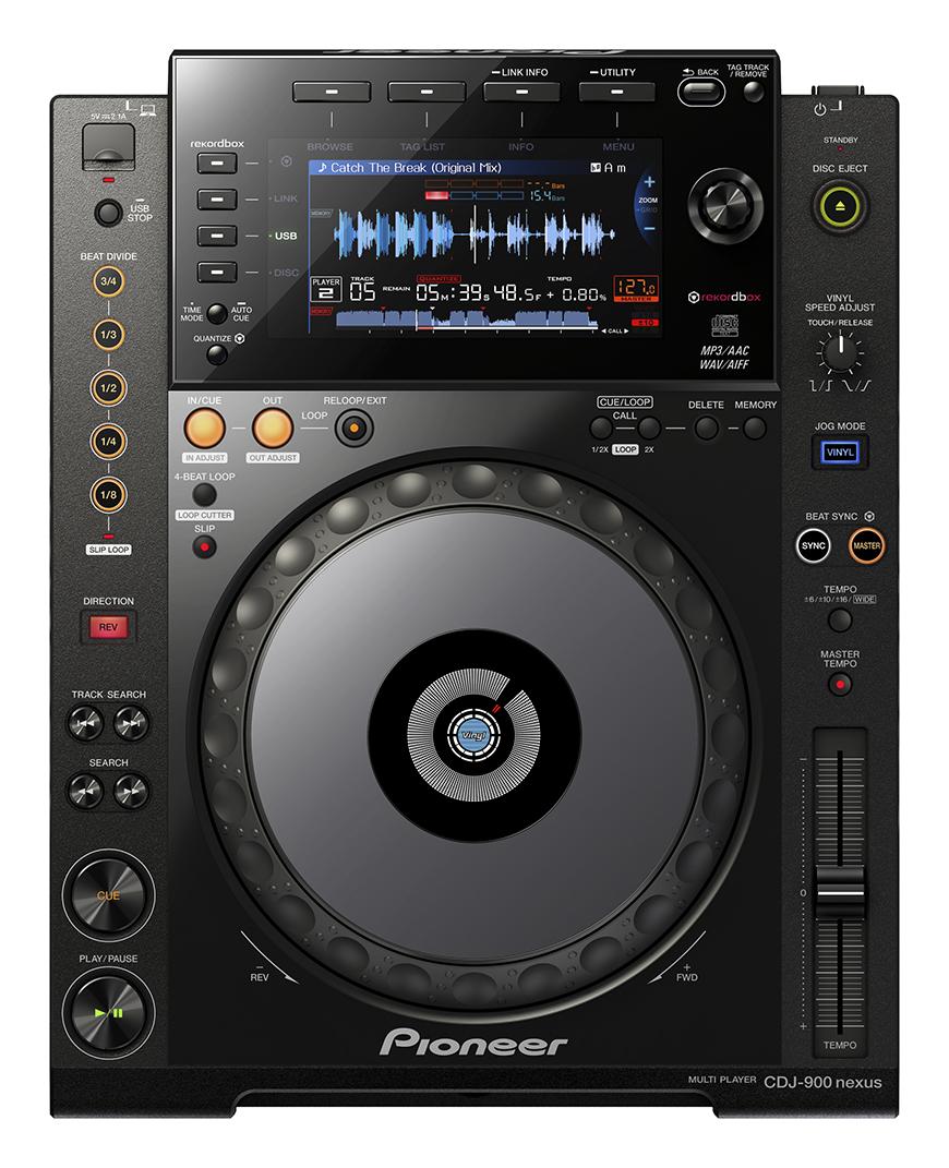 Single DJ afspillere
