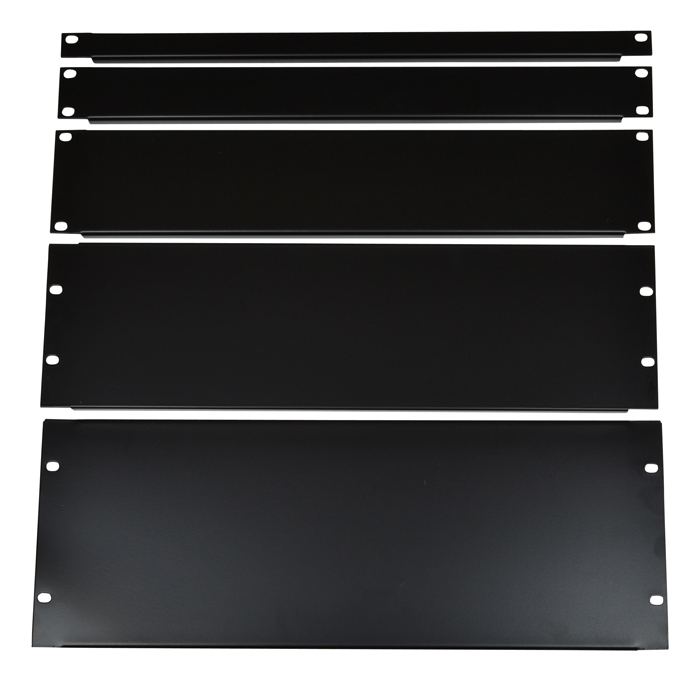 "Image of   19"" Sort Rack Panel 0,5 unit"