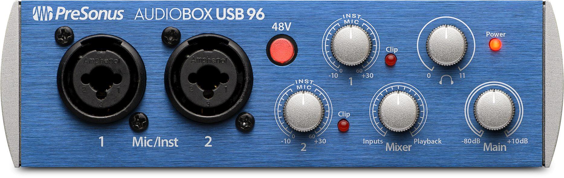 Image of   Presonus AudioBox USB 96