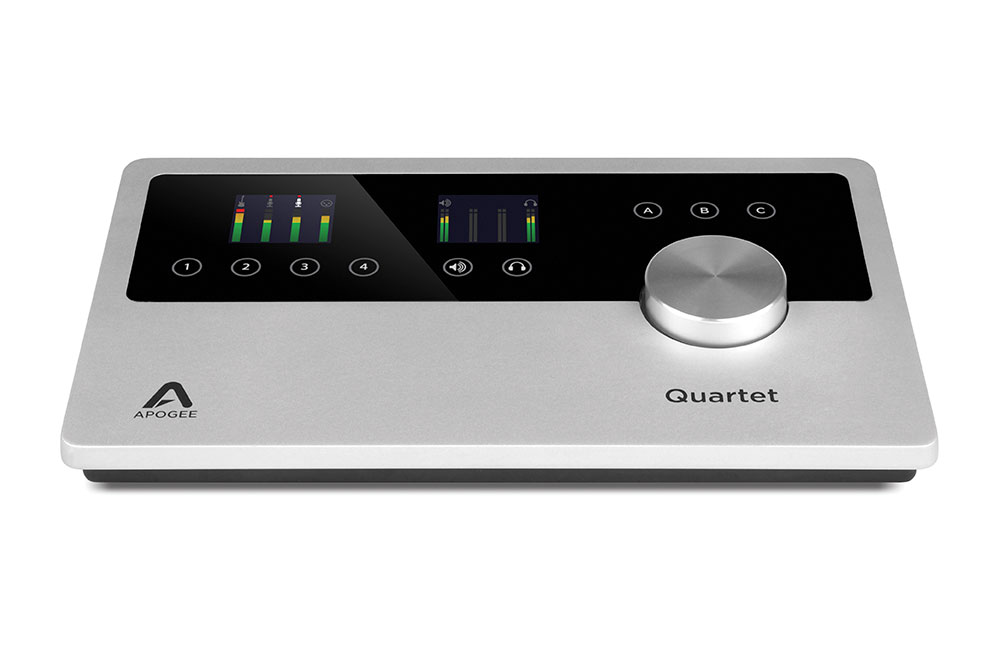 Apogee Quartet for iPad, Mac and Windows