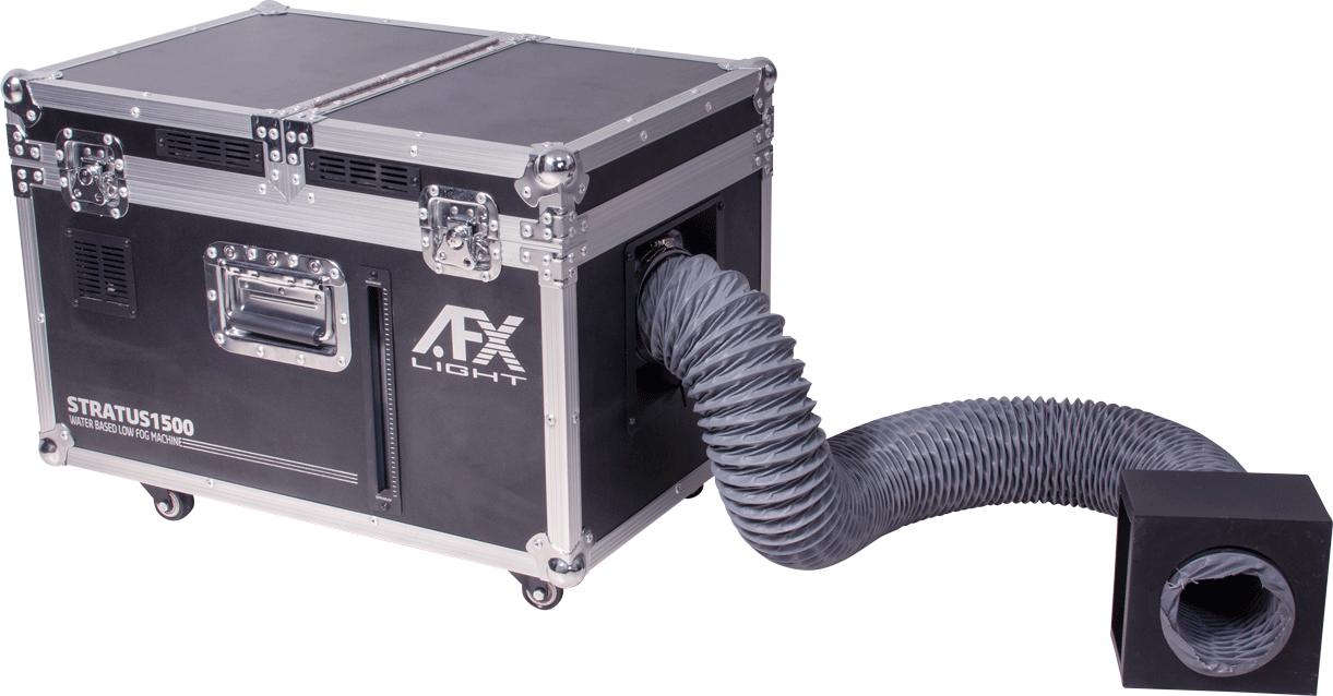 Image of   AFX STRATUS Low fog maskine 1500 Watt
