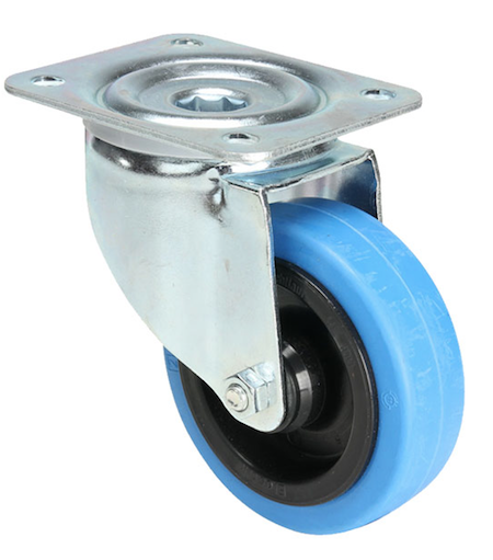 Flightcase hjul