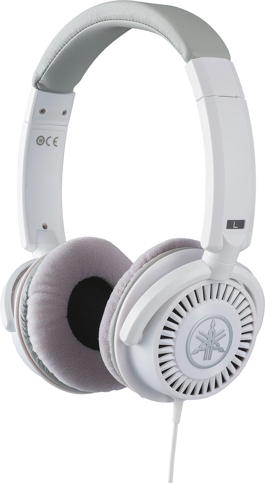 Image of   Yamah HPH-150 Open-air headphone, white