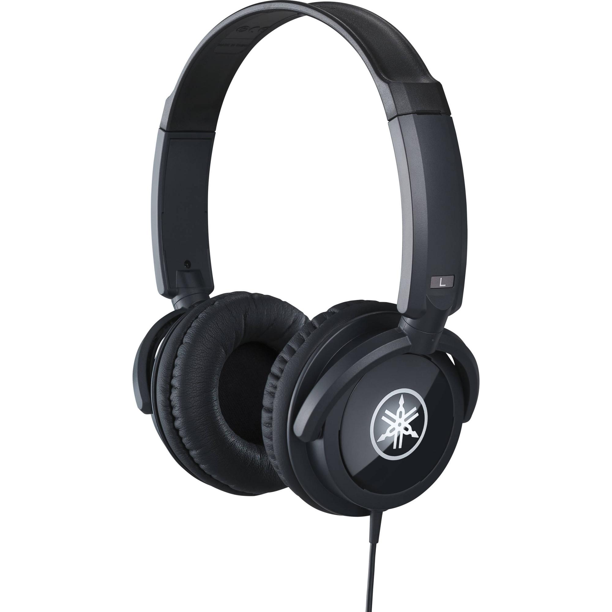 Image of   Yamaha HPH-100, Closed headphone, black
